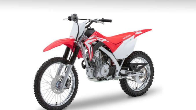 2021 Honda CRF125FB Big Wheel