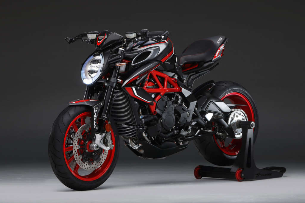2021 MV Agusta Dragster 800RC SCS