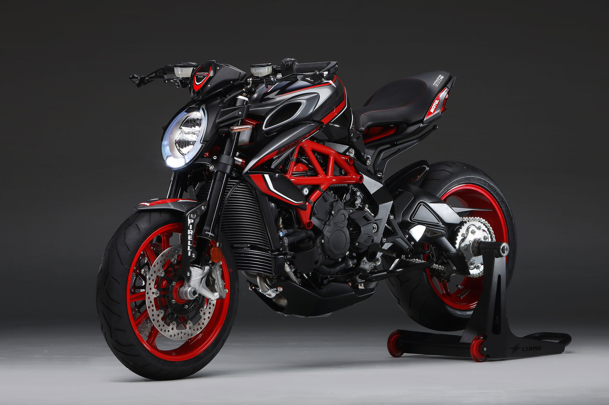 2021 MV Agusta Dragster 800RC SCS Guide • Total Motorcycle