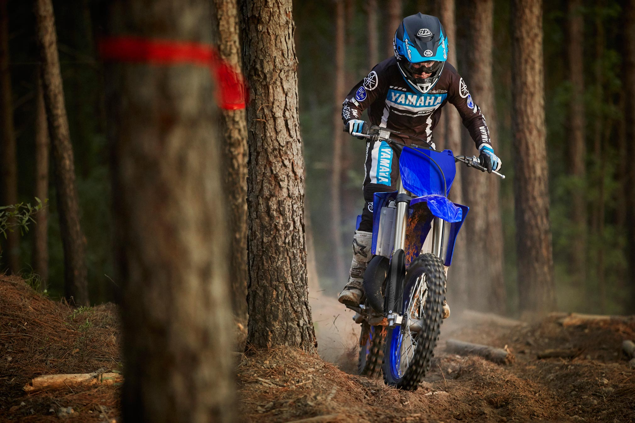 2021 Yamaha YZ125X Guide • Total Motorcycle