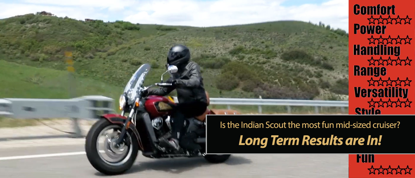 An Indian Summer Ep8 - Indian Scout Rate and Review