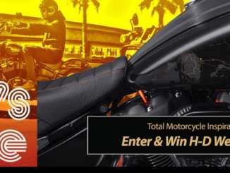 Inspiration Friday: Harley-Davidson's Let's Ride Weekly Prizes