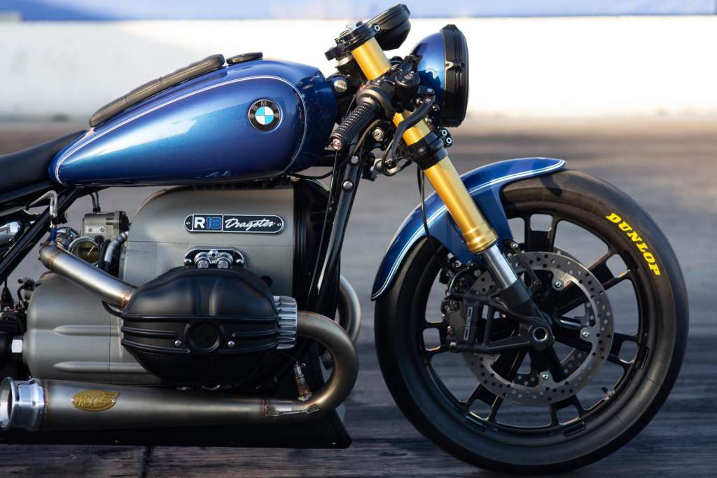 2021 BMW R18 Dragster