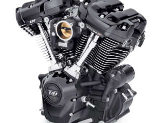 2021 Harley-Davidson Screamin' Eagle 131 Softail Engine