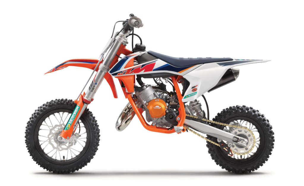 2021 KTM 50 SX Factory Edition