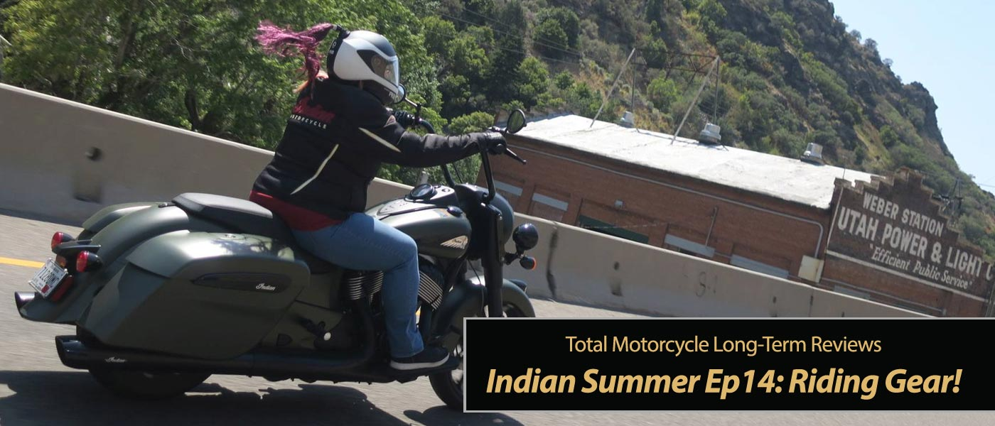 An Indian Summer Ep14: Indian Riding Gear Review