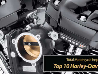 Inspiration Friday: Top 10 Harley-Davidson Engines