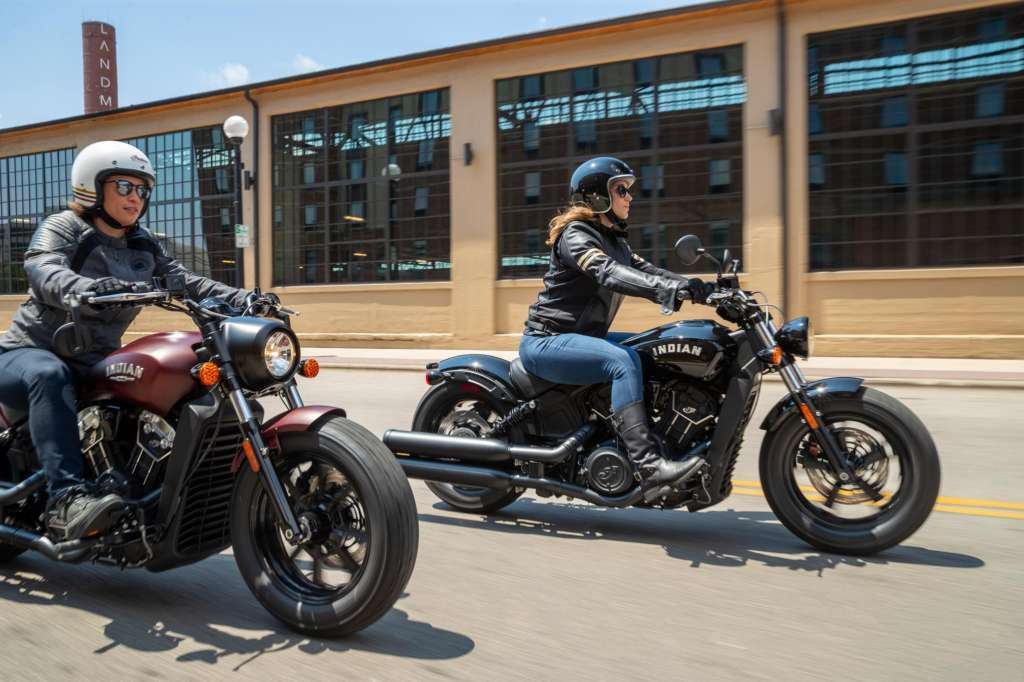 2021 Indian Scout Bobber Sixty