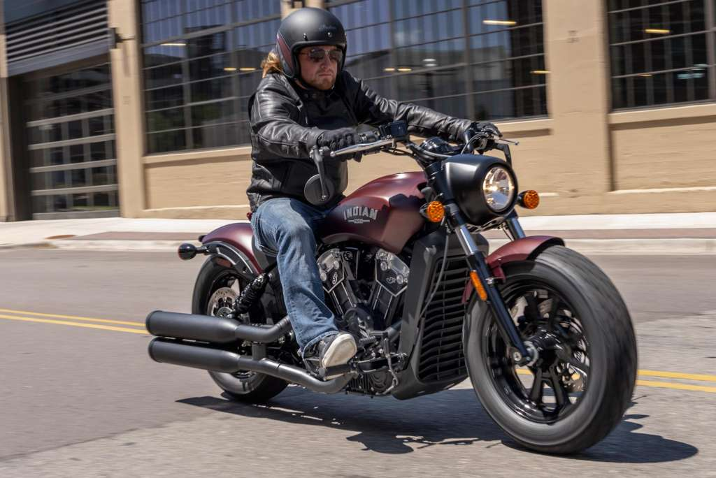 2021 Indian Scout Bobber