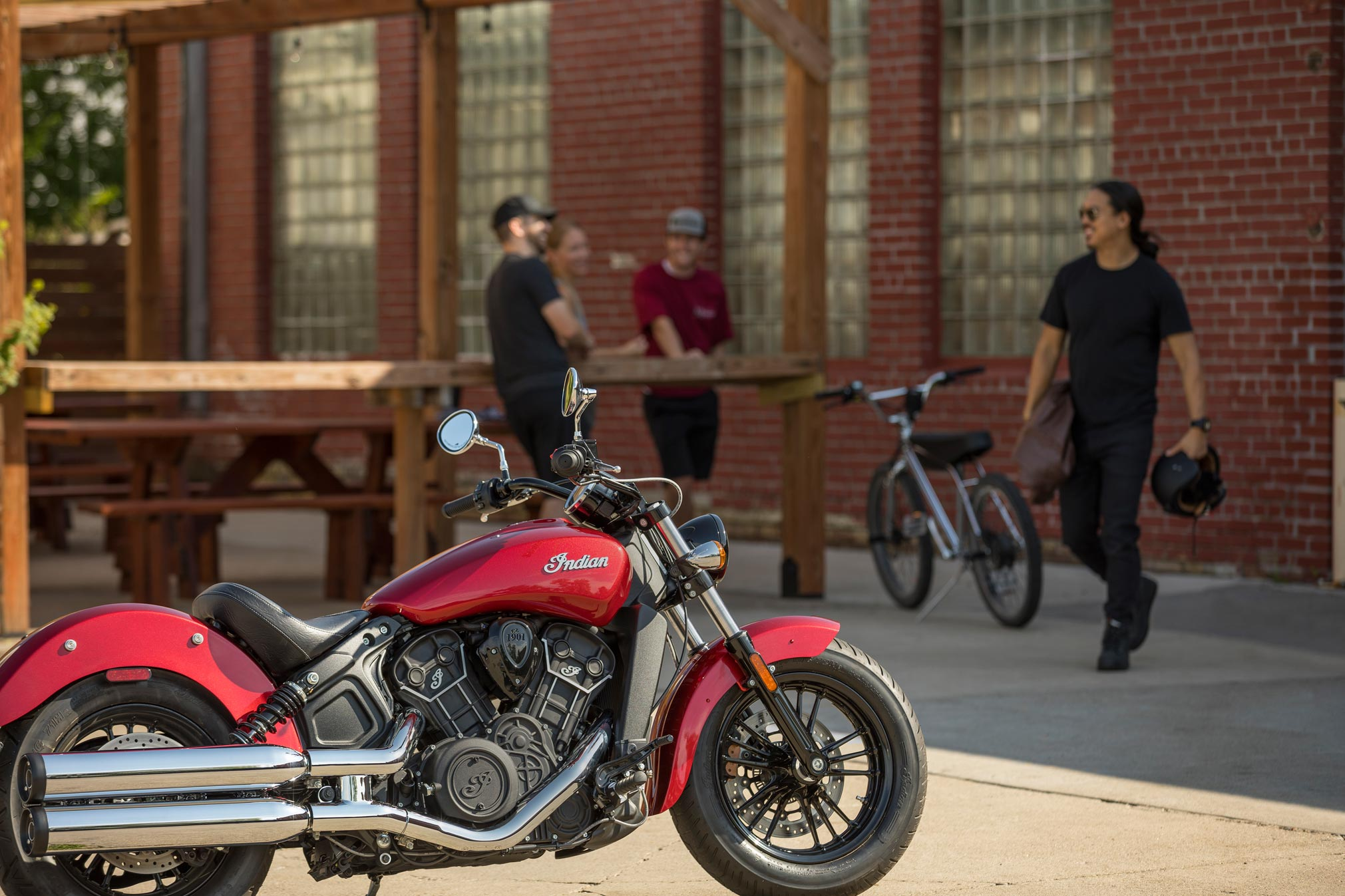 2021 Indian Scout Sixty Guide Total Motorcycle