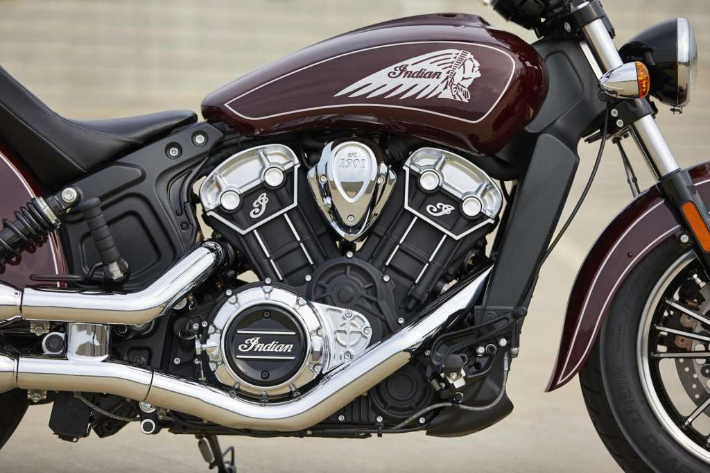 2021 Indian Scout