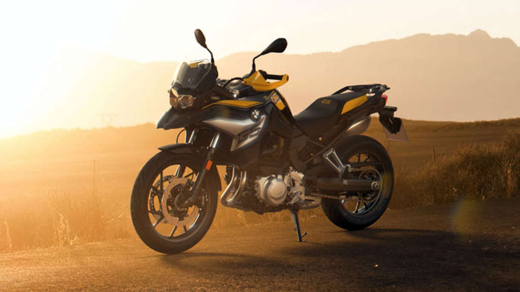 2021 BMW F750GS Edition 40