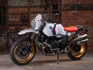 2021 BMW R nineT Urban GS