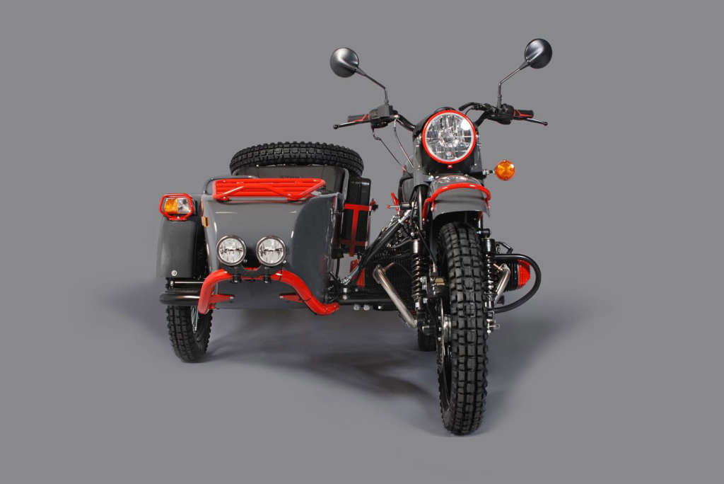 2021 Ural Project: Red Sparrow