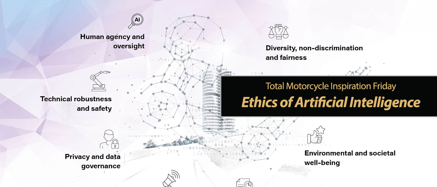 Inspiration Friday Ethics of Artificial Intelligence