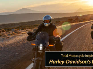 Inspiration Friday Harley-Davidson's Long Way Up
