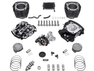 "New Harley-Davidson ""Go Big or Go Home"" Engine Kits Add 23% Horsepower!"