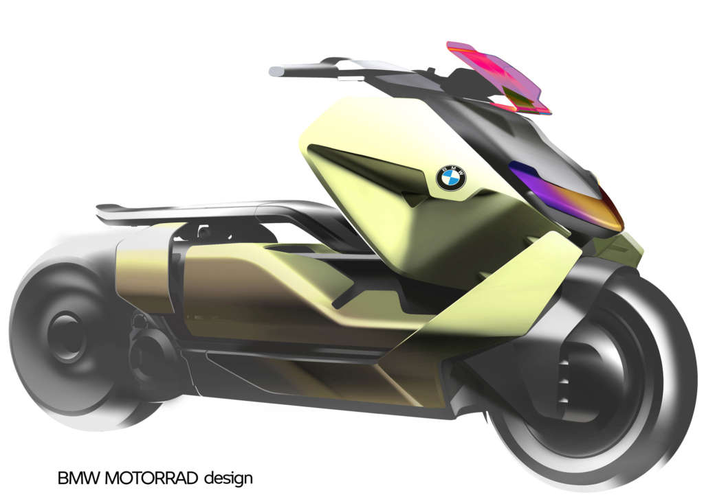 2021 BMW Definition CE04