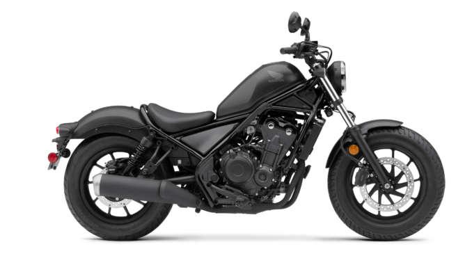 2021 Honda Rebel 500 ABS
