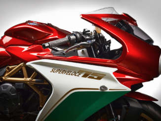 2021 MV Agusta Superveloce 75th Anniversary Edition