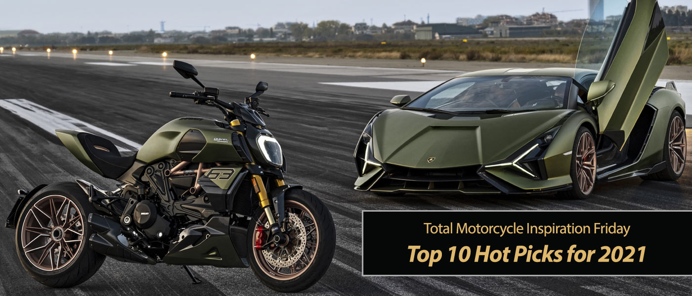 Inspiration Friday: Top 10 Hot Picks for 2021