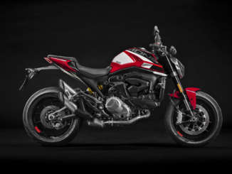 2021 Ducati Monster Plus