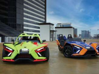 2021 Polaris Slingshot R Limited Edition
