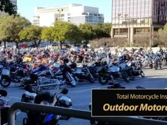 Inspiration Friday: Outdoor Motorcycle Shows