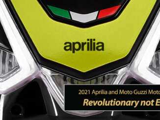 Impressive 2021 Aprilia and Moto Guzzi Models Launched