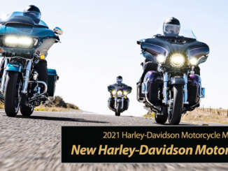 New 2021 Harley-Davidson Motorcycles Arrive!