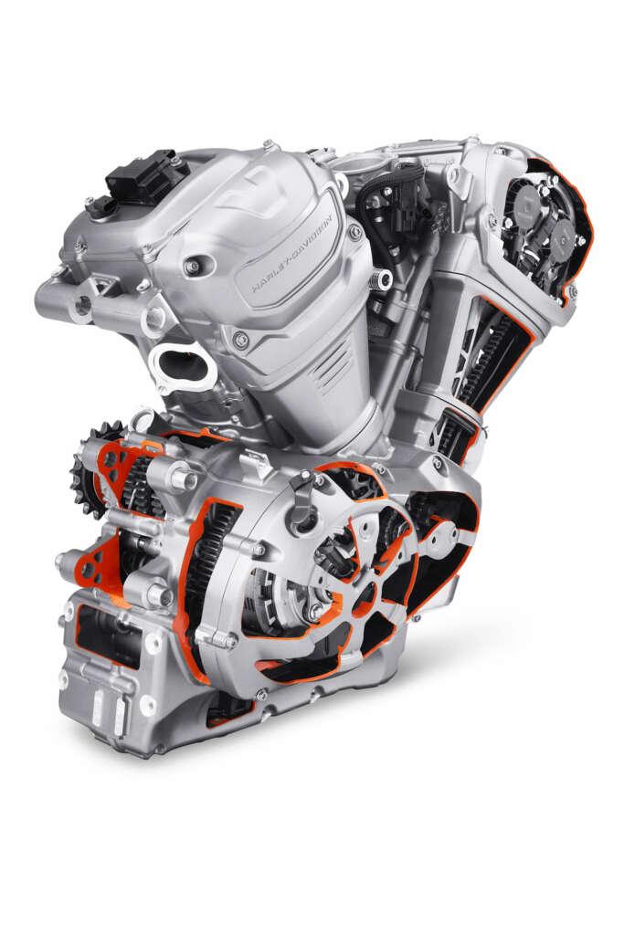 2021 Harley-Davidson Revolution Max 1250 Engine