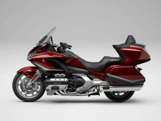 2021 Honda Gold Wing Tour DCT Airbag