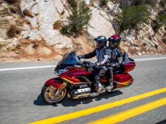 2021 Honda Gold Wing Tour