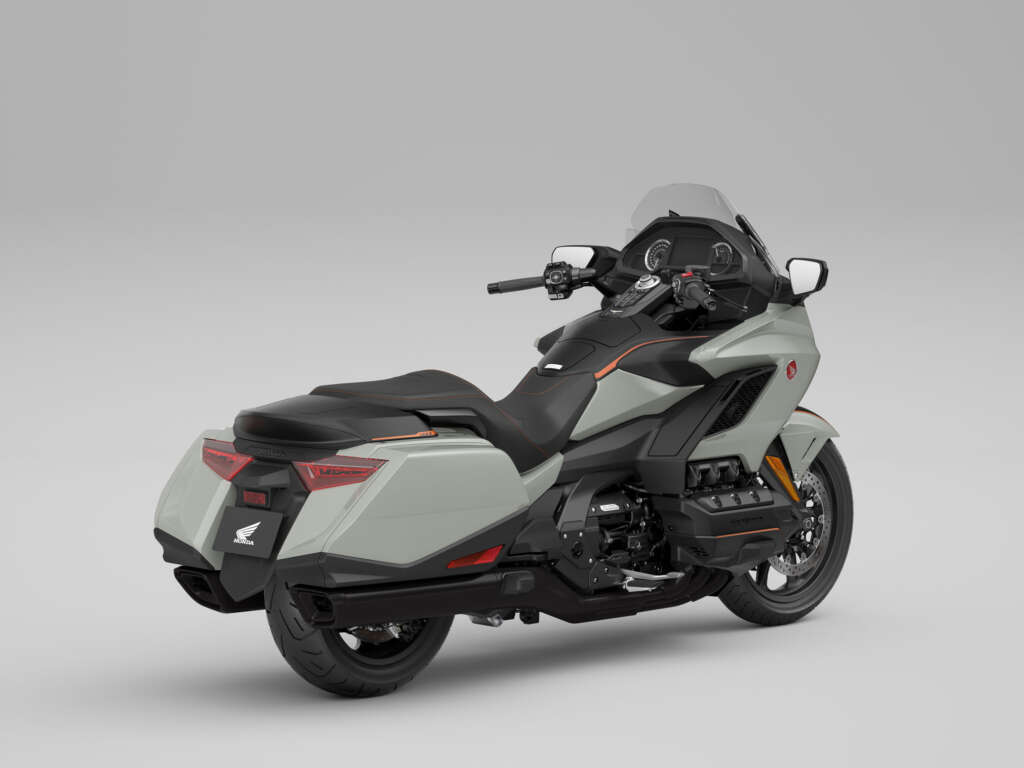 2021 Honda Gold Wing