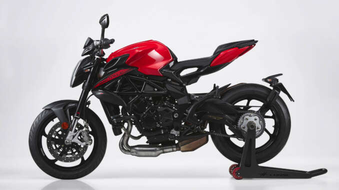 2021 MV Agusta Brutale Rosso