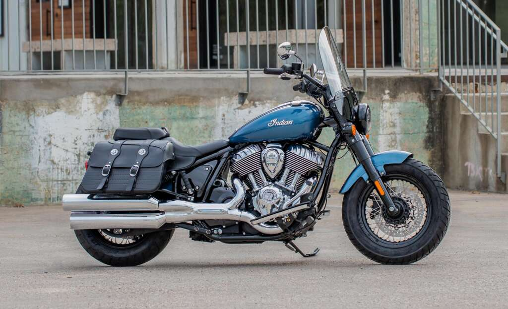 2022 Indian Super Chief Limited