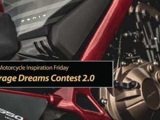 Inspiration Friday: Honda Garage Dreams Contest