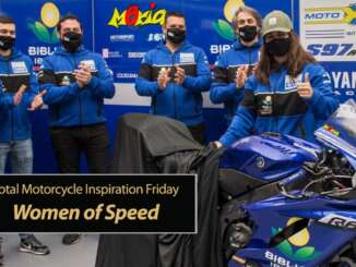 Inspiration Friday: Women of Speed